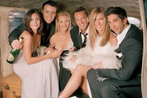 'Friends' Actually Has an Unexpected Connection to This Halloween Cult-Classic