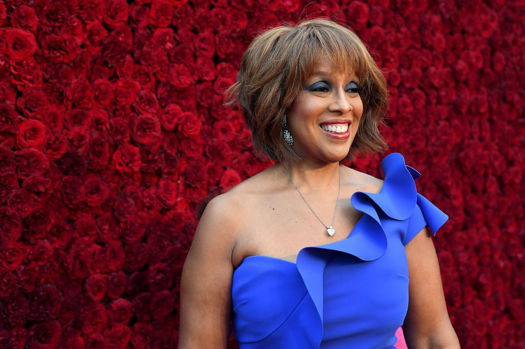 """""""CBS This Morning's"""" Gayle king"""