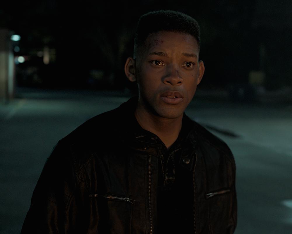Will Smith as Junior in Gemini Man