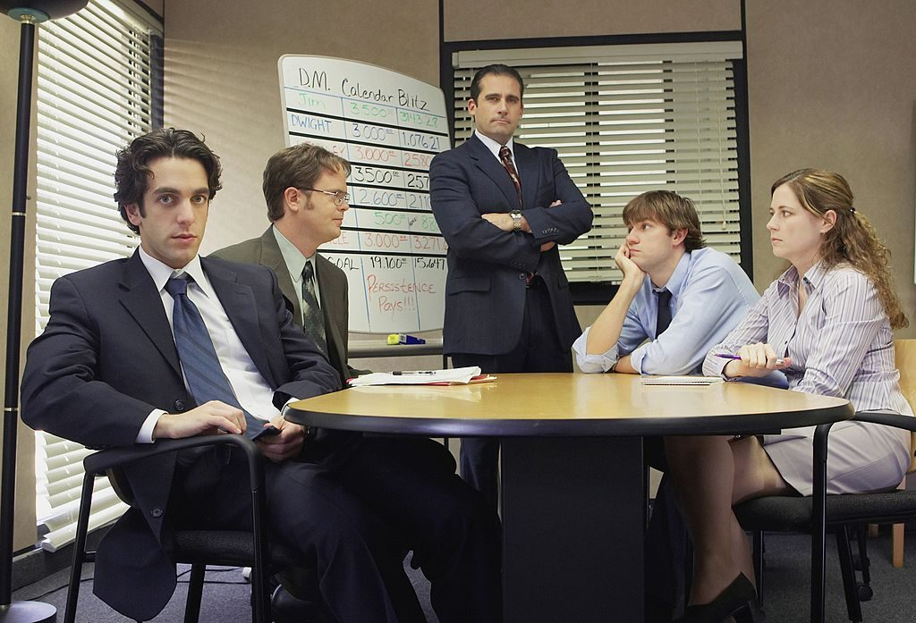 The office star reveals truth behind on