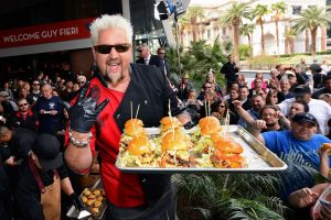 The First Dish Guy Fieri Ever Made and the 1 Food He Can't Live Without