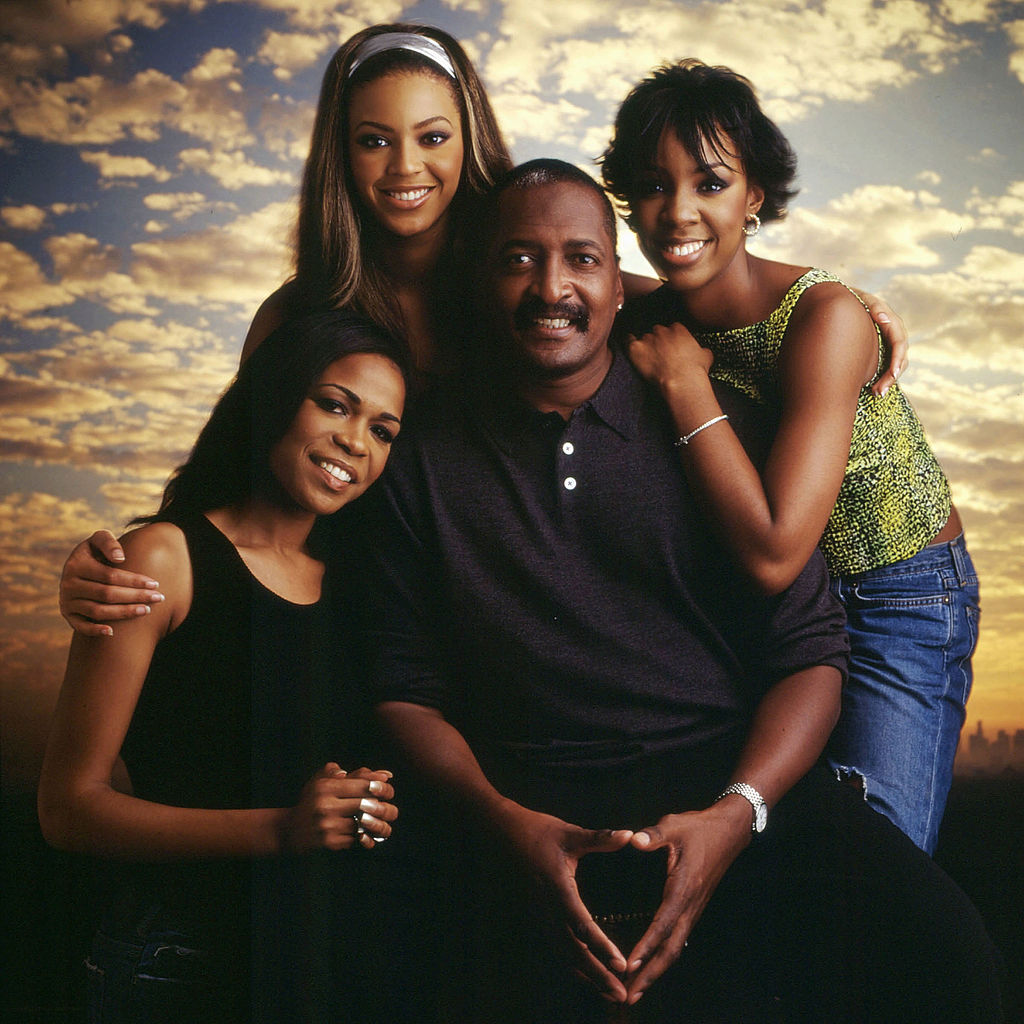 Matthew Knowles, Destiny's Child
