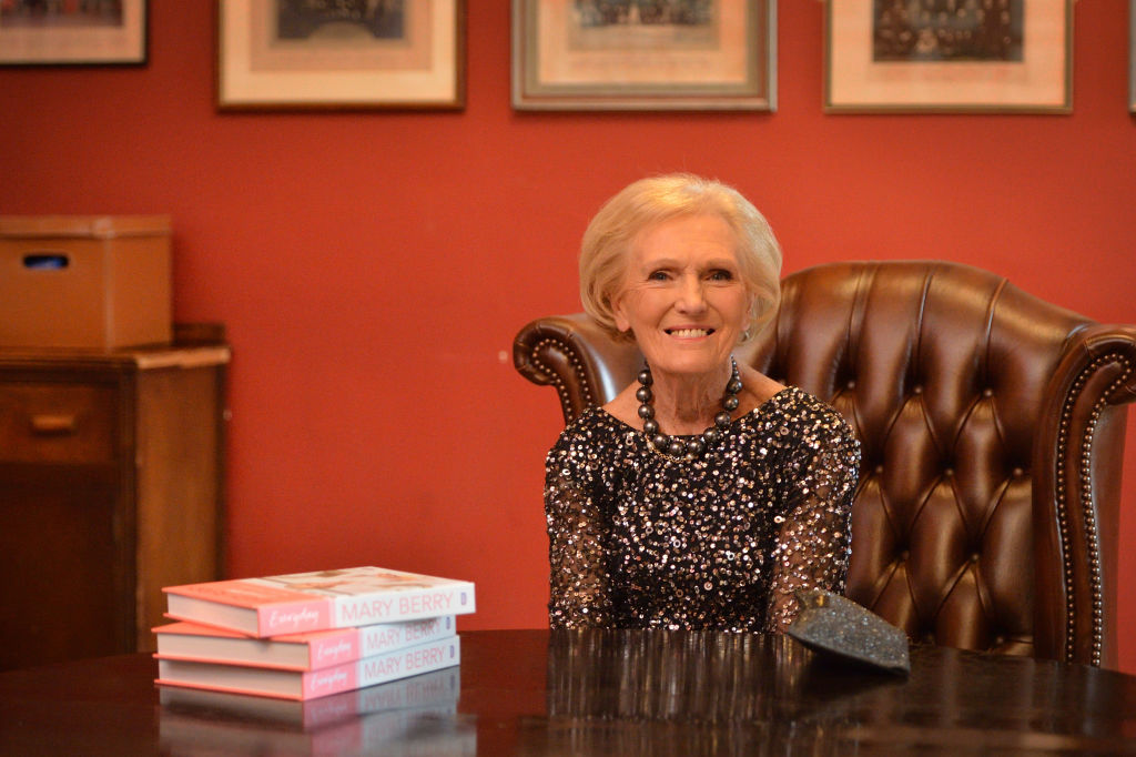The Great British Baking Show Mary Berry Has This Tough Rule For Her Grandchildren