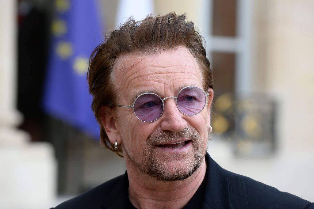 What is U2 Singer Bono's Net Worth and Why Does He Always