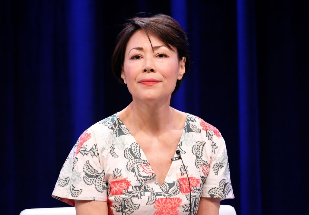 Former 'Today Show' Co-host Ann Curry