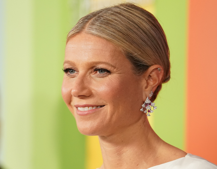 Gwyneth Paltrow on the red carpet