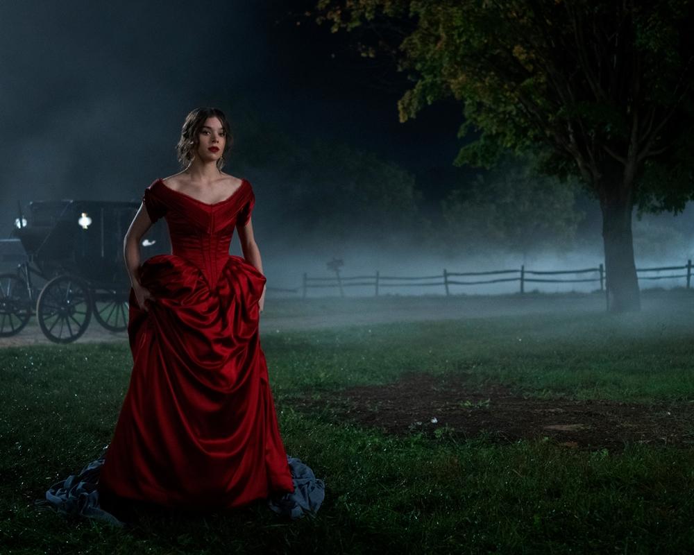 Hailee Steinfeld as Emily Dickinson