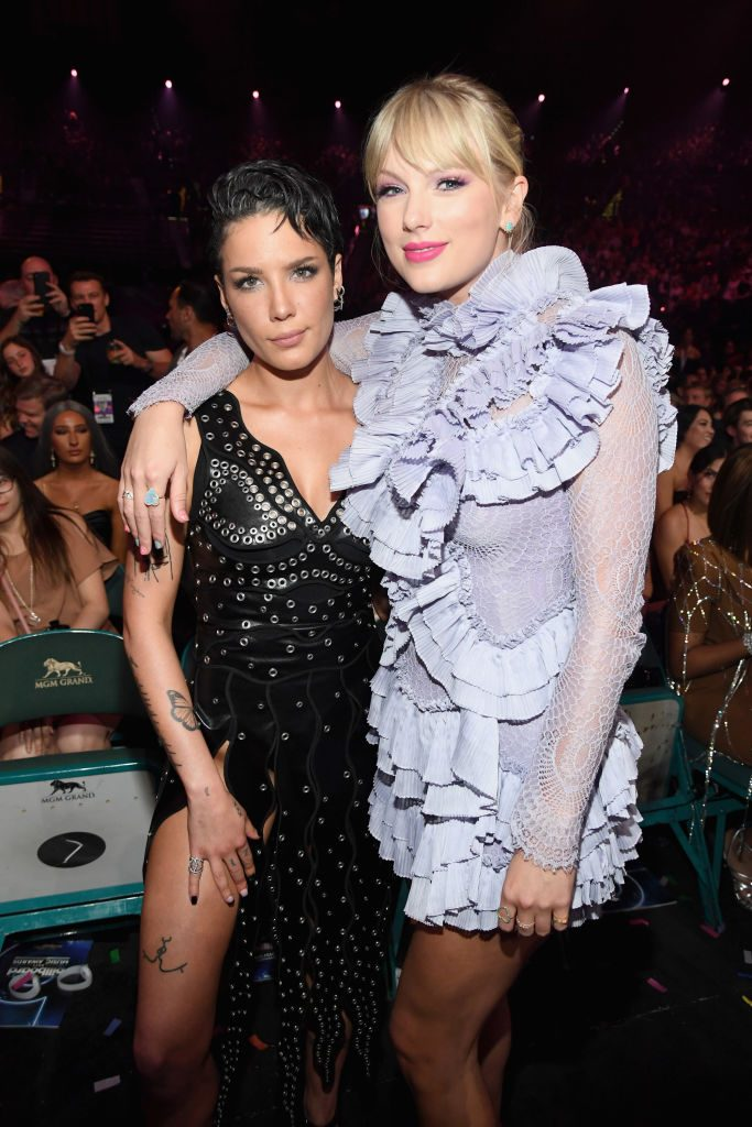Halsey and Taylor Swift