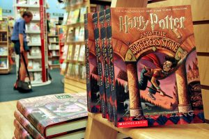'Harry Potter' Book Bought for $1 Sold for $57,000 — Here's Why