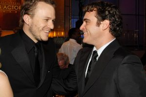 The Touching Way Joaquin Phoenix Paid Tribute to Heath Ledger in 'Joker'
