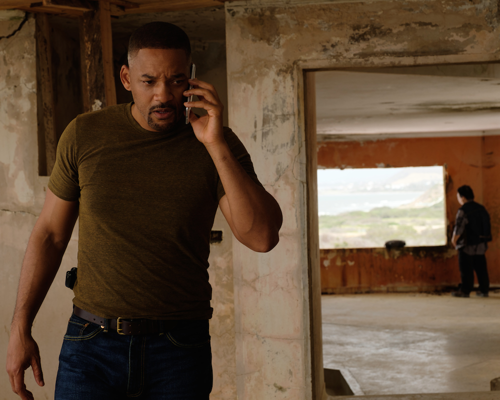 Will Smith as Henry in Gemini Man