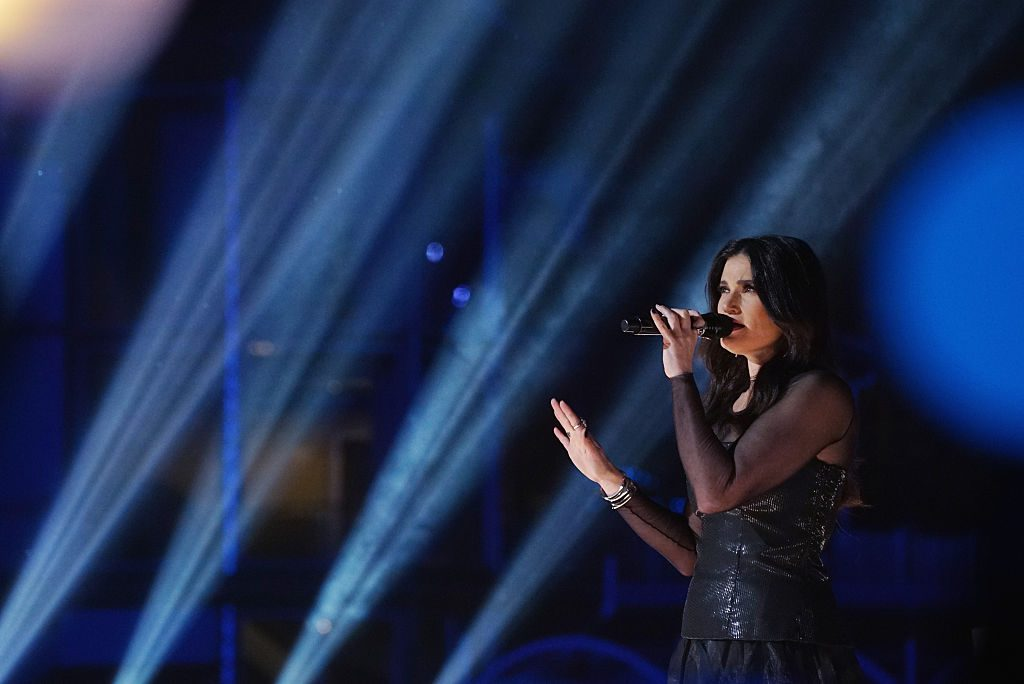 Tony Award-winning star of stage, film, television and music Idina Menzel, the voice of Elsa in 'Frozen'