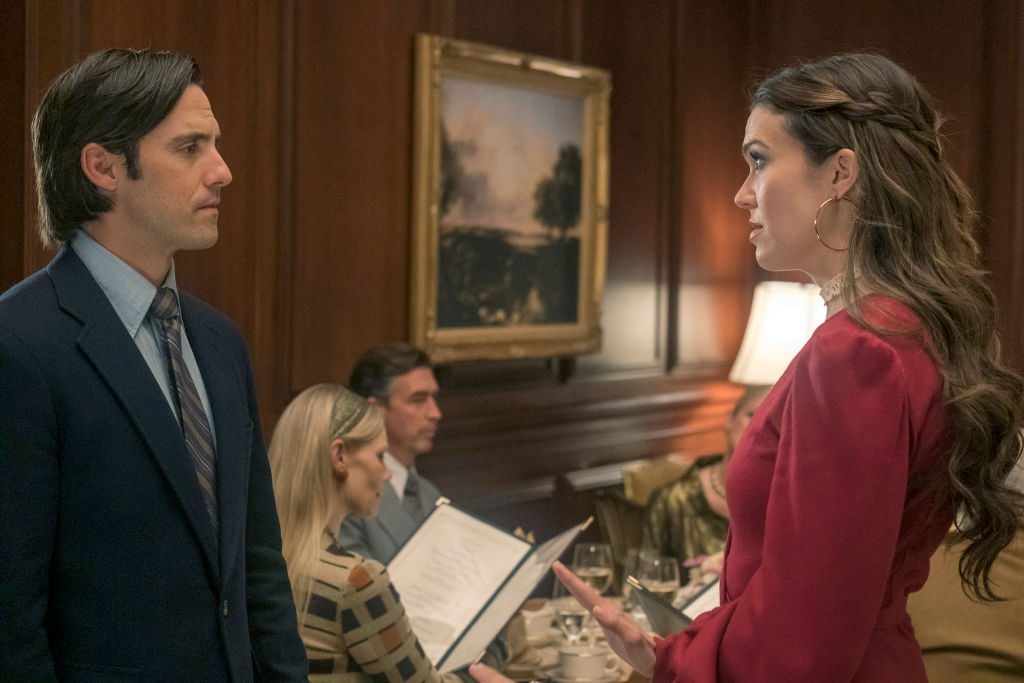 Jack and Rebecca Pearson on 'This Is Us'