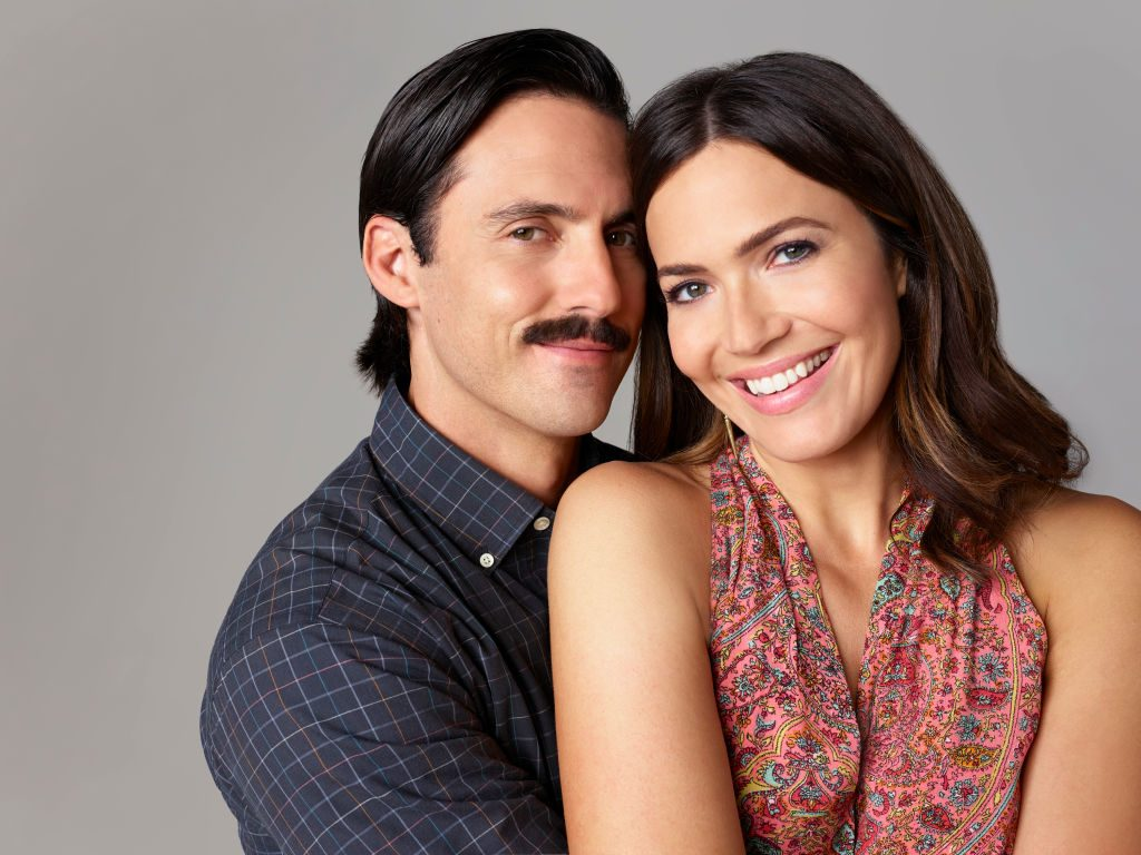 'This Is Us' Milo Ventimiglia and Mandy Moore