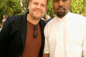 Kanye West and James Corden Take To The Skies For A Brand New Version of 'Carpool Karaoke'
