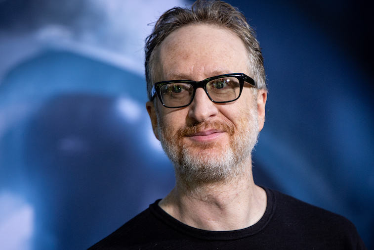 James Gray at the Ad Astra photocall