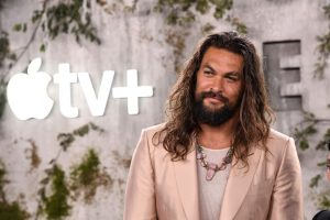 Jason Momoa Kept the Sweetest Thing From His New Apple TV+ Show