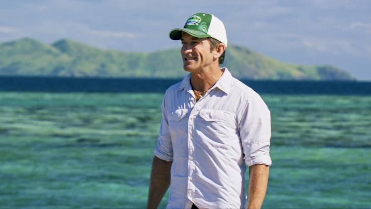 Jeff Probst on Survivor: Edge of Extinction