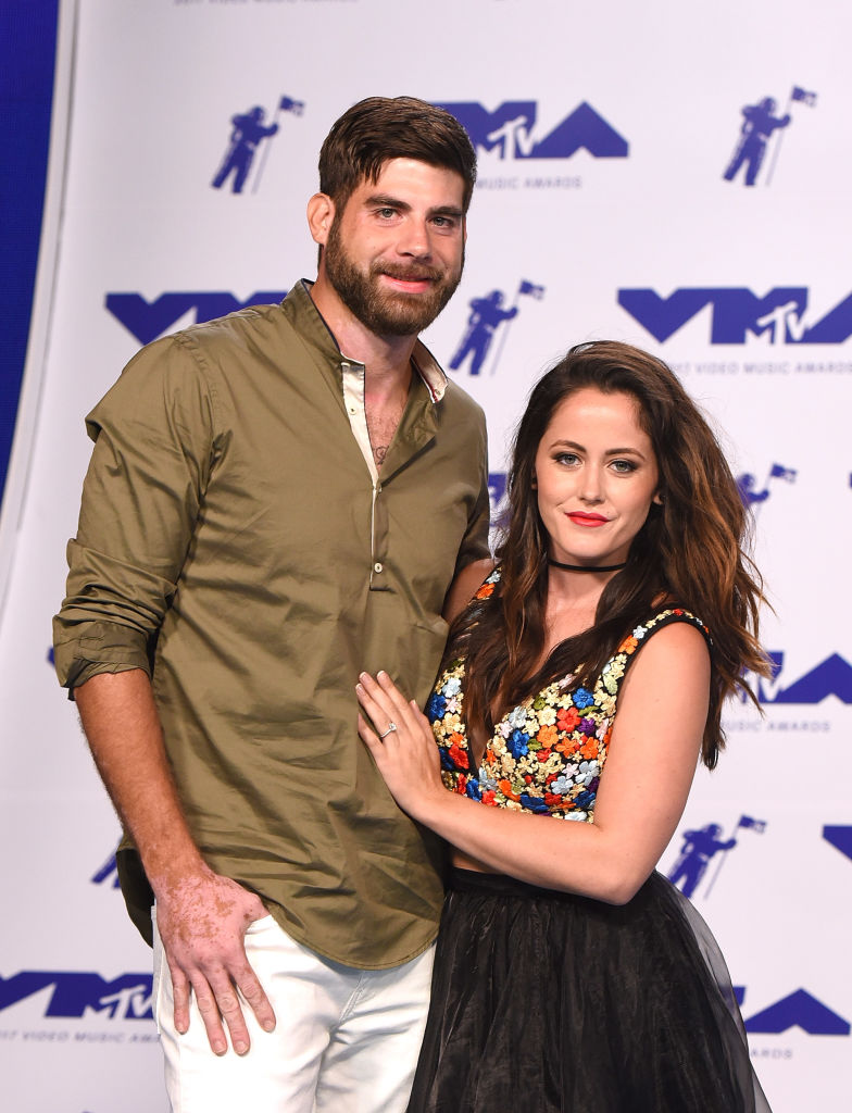 Jenelle Evans Eason and David Eason