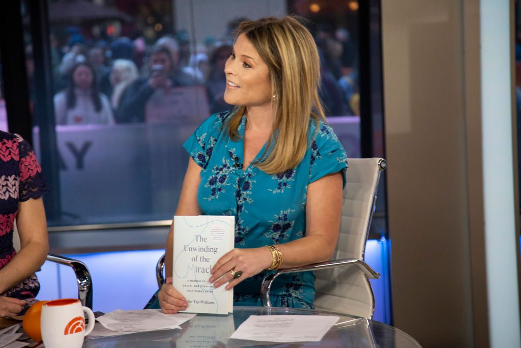 """Jenna Bush Hager of the """"Today Show"""""""