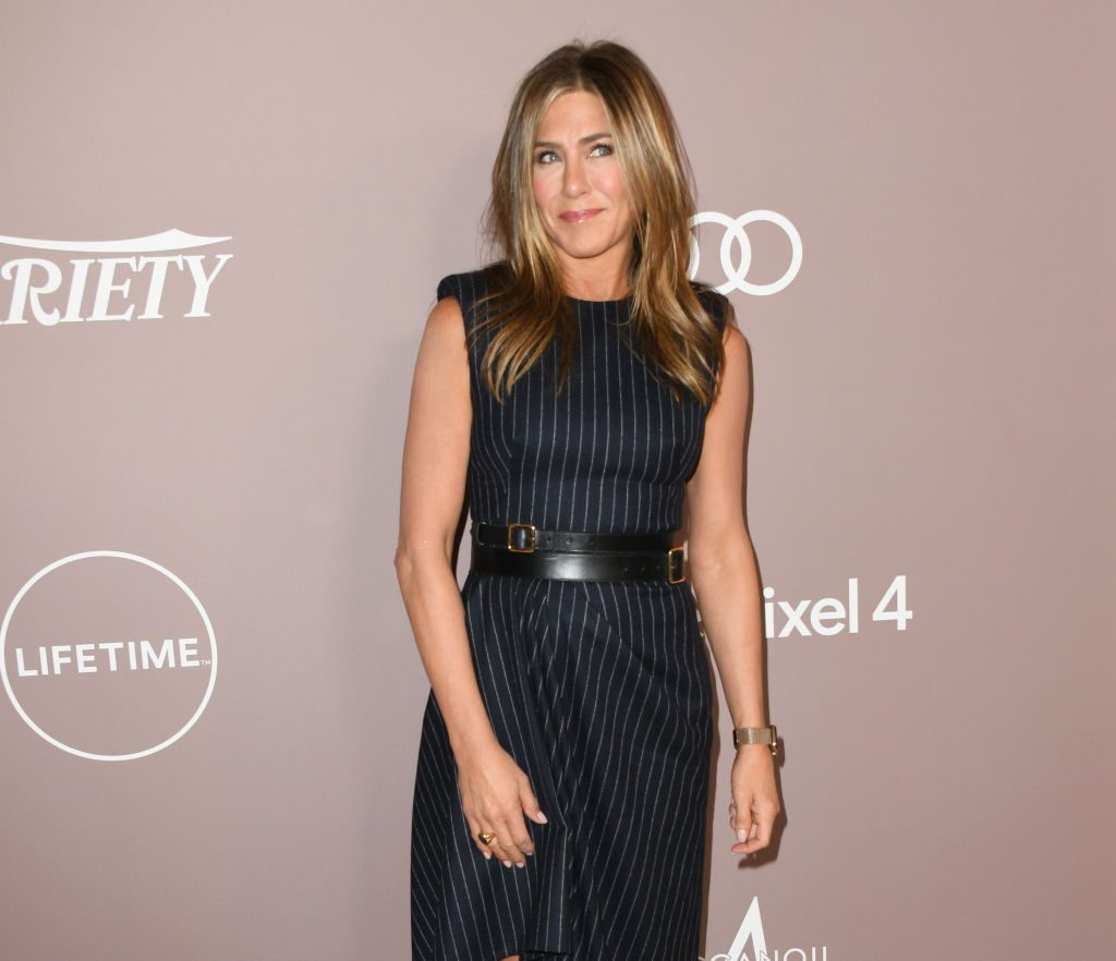 Jennifer Aniston: Rachel, Ross are still on a break