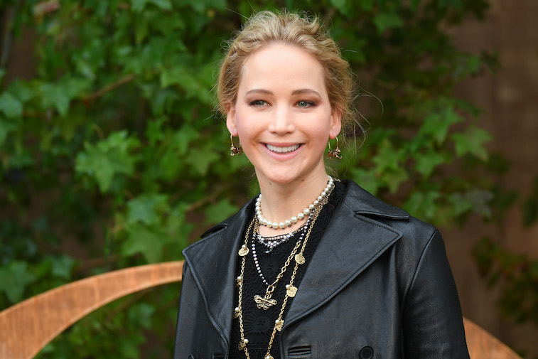 No One Loves Pizza More Than Jennifer Lawrence