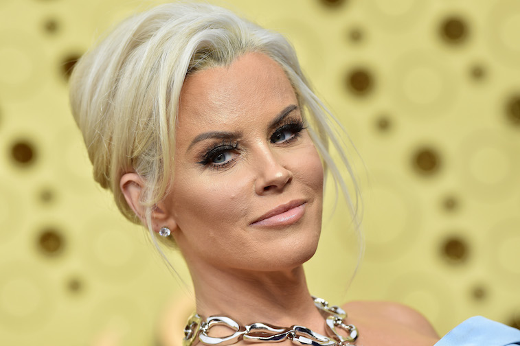 Jenny McCarthy on the red carpet