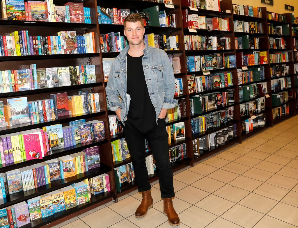 Jeremy Roloff celebrate his new book, 'A Love Letter Life'