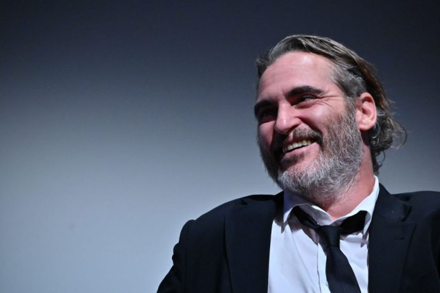 Joaquin Phoenix at the New York Film Festival   Theo Wargo/Getty Images for Film at Lincoln Center