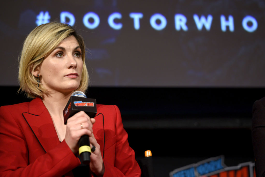 Jodie Whittaker of Doctor Who