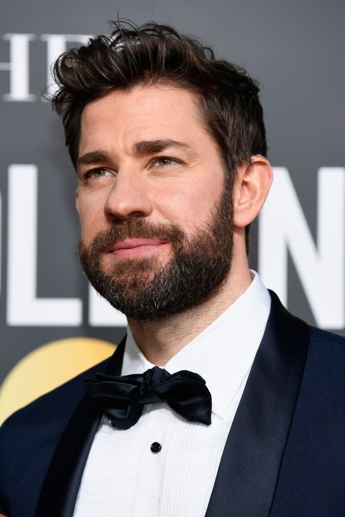 John Krasinski arrives to the 76th Annual Golden Globe Awards