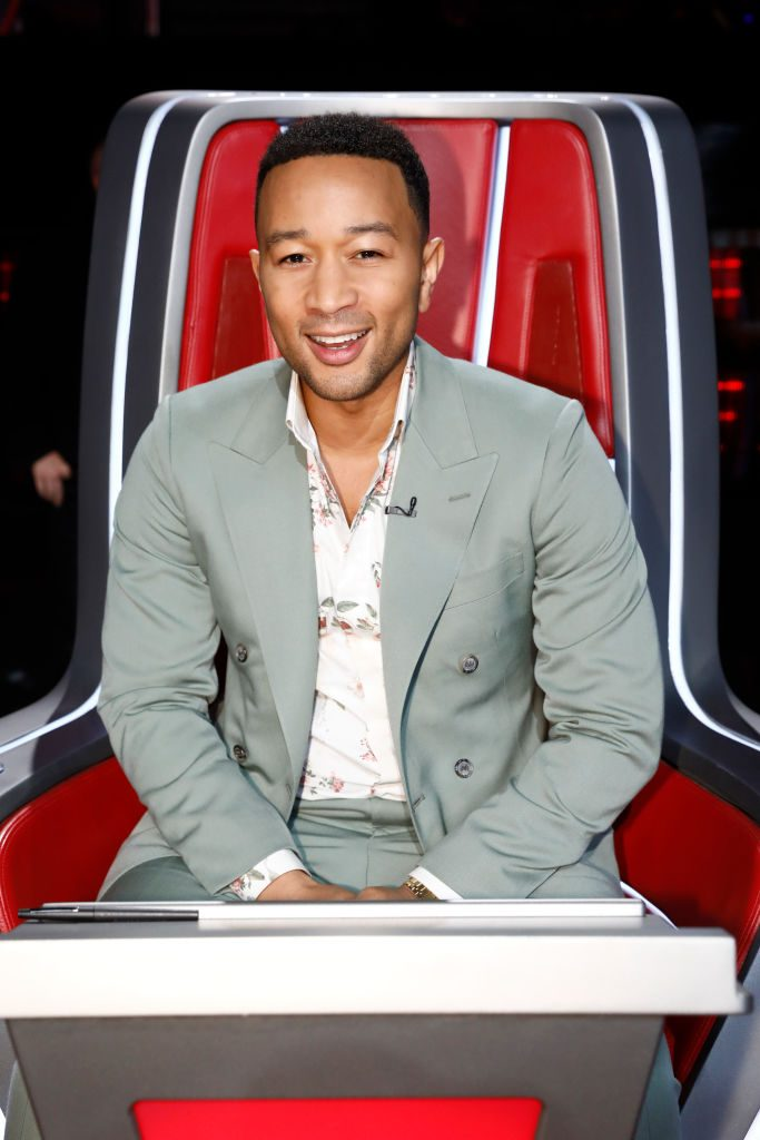 John Legend The Voice