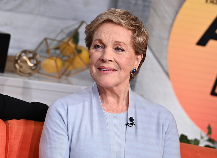 Julie Andrews Reveals Status Of The Third Movie