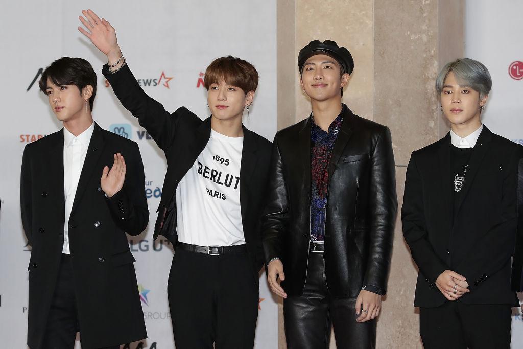Bring the Soul BTS Jungkook