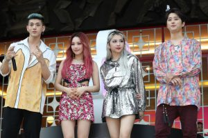 K-pop Group KARD Will Hold a Tour in the US
