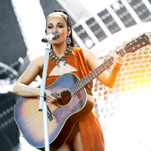Kacey Musgraves at Coachella in 2019