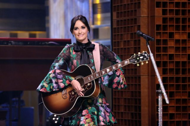 Kacey Musgraves in 2017
