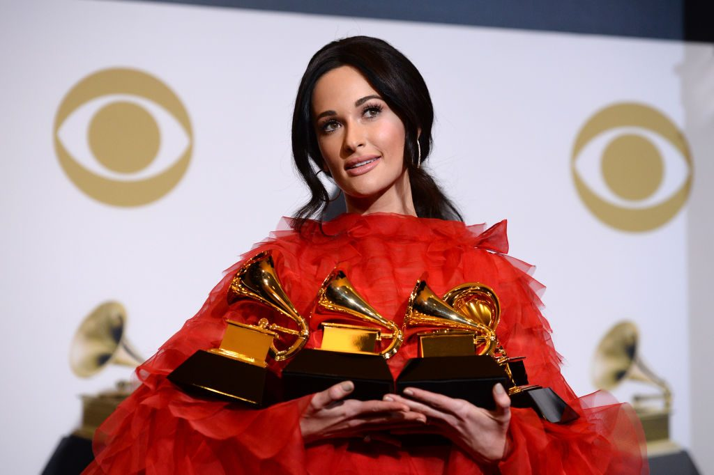 Kacey Musgraves at the 61st Grammy Awards
