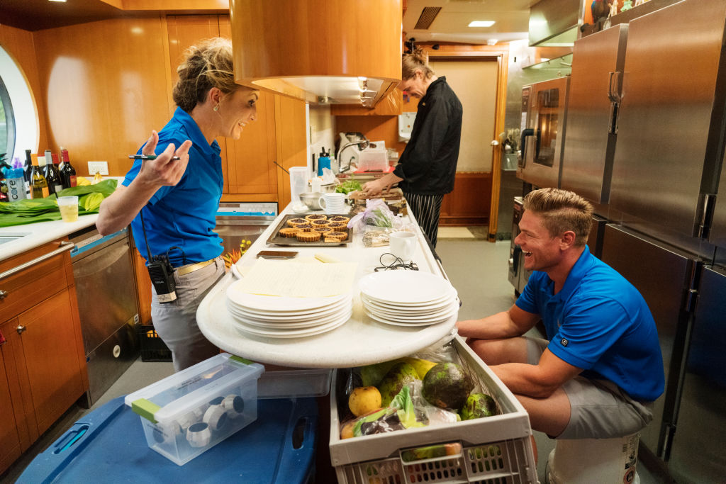 Below Deck Season 7 Who Are The New Cast Members