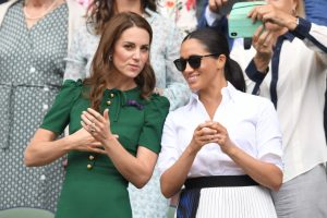 How to Get Meghan Markle and Kate Middleton's Royally Perfect Posture