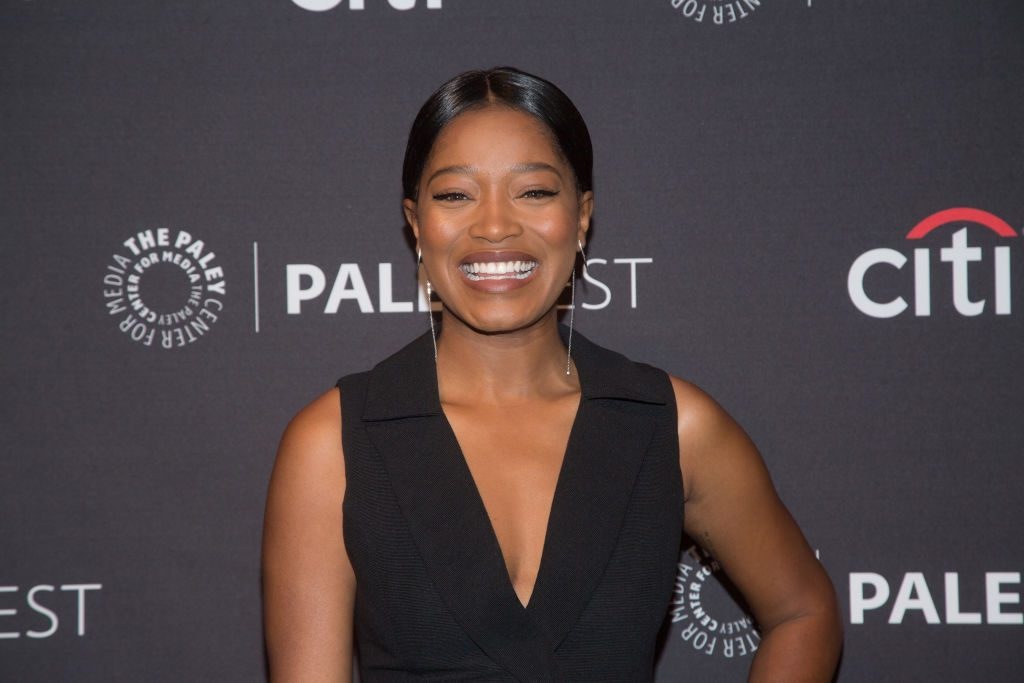 Keke Palmer at an event