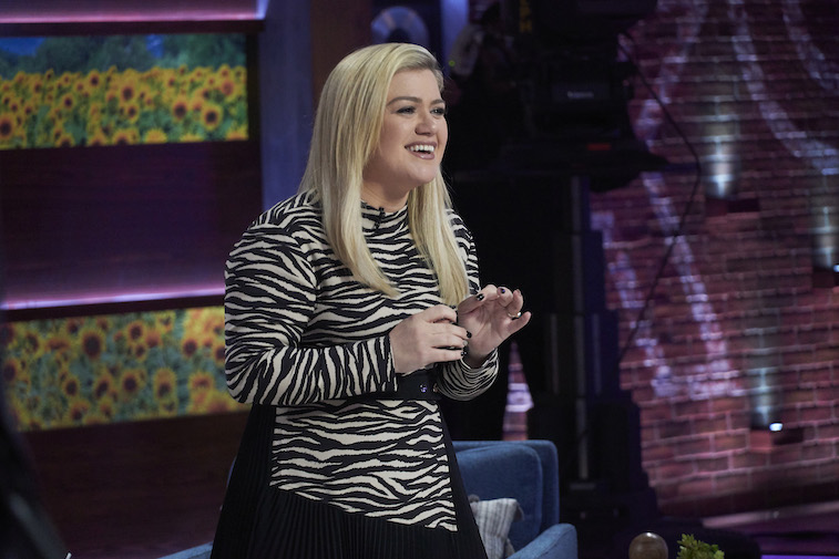 Kelly Clarkson on her new talk show
