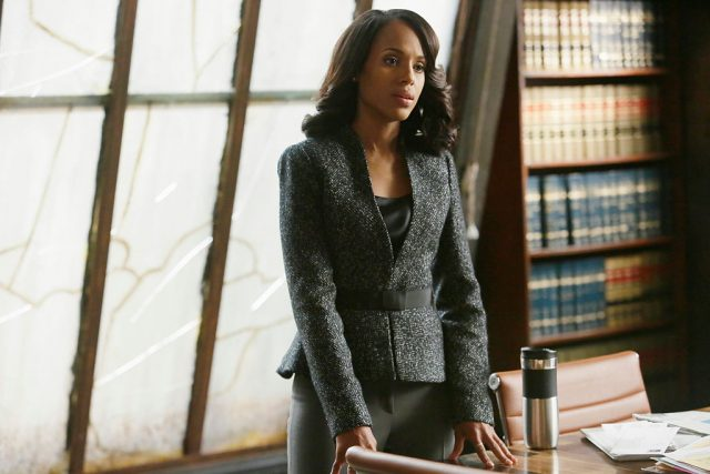 Kerry Washington as Olivia Pope in 'Scandal'