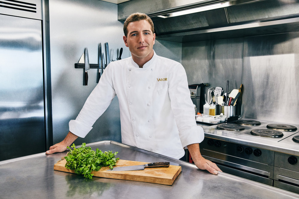 Chef Kevin Dobson