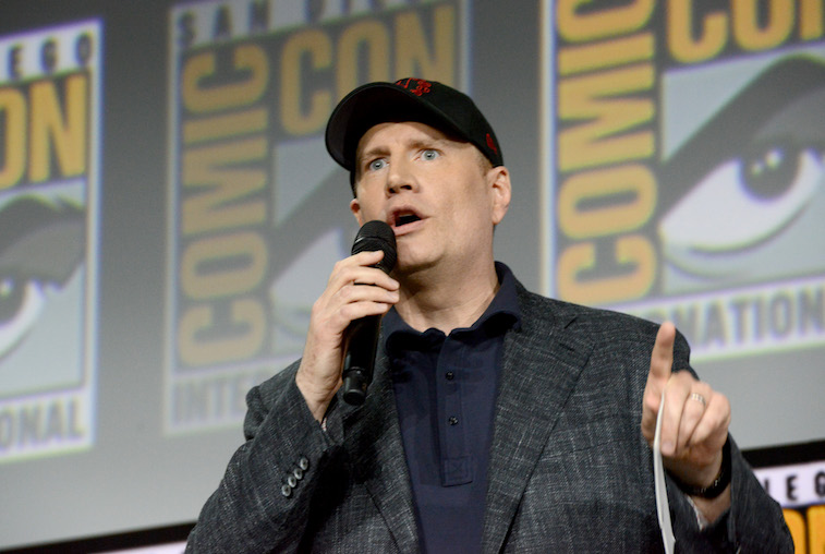 Kevin Feige at San Diego Comic-Con