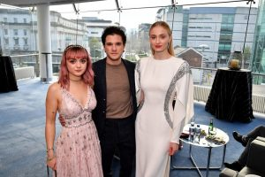 'Game of Thrones': Are Kit Harington and Sophie Turner Friends?