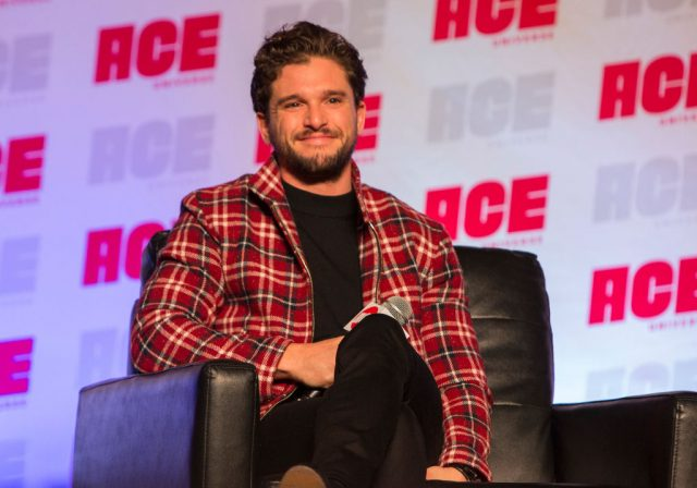 Kit Harington at Ace Comic-Con Midwest 2019