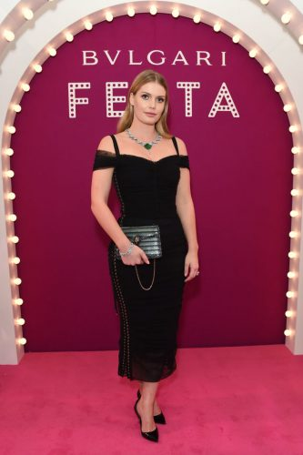 Kitty Spencer in 2018
