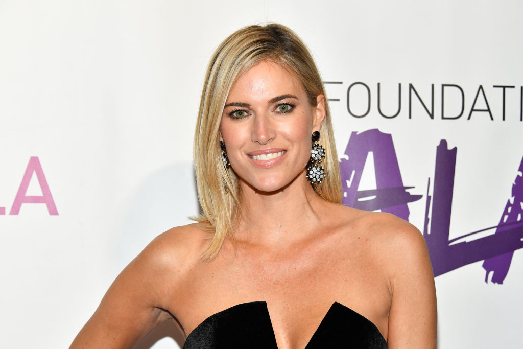 Kristen Taekman attends the 2018 National Retail Federation Gala