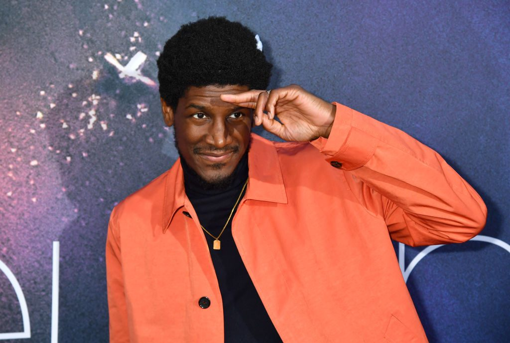 """Labrinth attends HBO's """"Euphoria"""" premiere"""